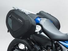 BMW F 800 R (15-) - sada sedlových tašek BLAZE® a držáků BC.HTA.07.740.10500/B