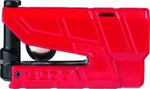 Abus Granit Detecto X-Plus 8077 red - zámek na kotoučovou brzdu
