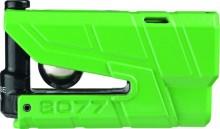 Abus Granit Detecto X-Plus 8077 green - zámek na kotoučovou brzdu