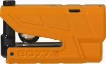 Abus Granit Detecto X-Plus 8077 orange - zámek na kotoučovou brzdu
