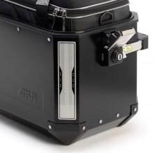 Reflexní samolepky na kufry Trekker Givi E145, 1 pár