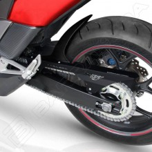 Honda NC 750 X (16-) - zadní blatník + kryt řetězu Barracuda