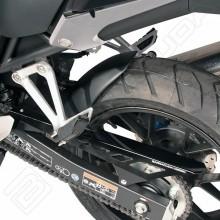 Honda CB 500 X (14-) - zadní blatník + kryt řetězu Barracuda