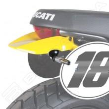 Ducati 800 Scrambler (15-) - sada držáků na blinkry Barracuda
