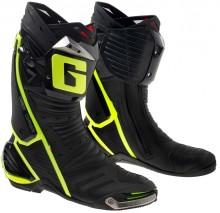 Gaerne GP1 - fluo / černé