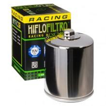 Olejový filtr HF171CRC Hiflofiltro, chromovaný racing