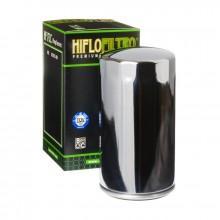 Olejový filtr HF173C Hiflofiltro, chromovaný