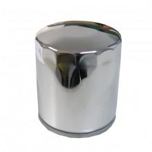 Olejový filtr HF174C Hiflofiltro, chromovaný