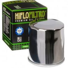 Olejový filtr HF303C Hiflofiltro, chromovaný