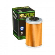 Olejový filtr HF655 Hiflofiltro