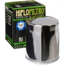 Olejový filtr HF170C Hiflofiltro, chromovaný