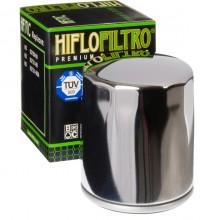 Olejový filtr HF171C Hiflofiltro, chromovaný