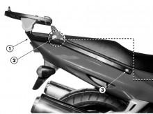 Honda CBR 1100XX (97-07) montážní sada horního nosiče Monorack Givi 248F