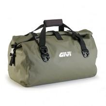 Voděodolná přepravní taška EA115KG khaki 40l.,Givi