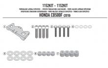 Honda CB 500 F (16-18) - montážní kit Givi 1152KIT