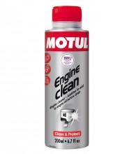 Motul Engine clean moto 200 ml.