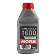 Motul Racing Brake Fluid RBF 600 0,5 l.
