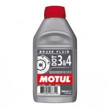 Motul Brake Fluid DOT 3&4 0,5 l.