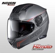 Nolan N87 RAPID N-Com C16 Lava Grey