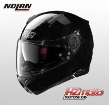 Nolan N87 CLASSIC N-Com C03 Glossy Black