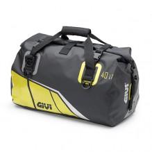 Voděodolná přepravní taška EA115BY černá+žlutá 40l.,Givi