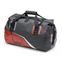 Voděodolná přepravní taška EA115BR černá+červená 40l.,Givi
