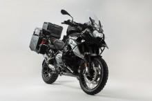 BMW R 1200 GS LC (13-16) - Adventure Set - Ochranné prvky, černý
