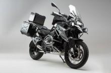 BMW R 1200 GS LC (13-16) - Adventure Set - Ochranné prvky, stříbrný