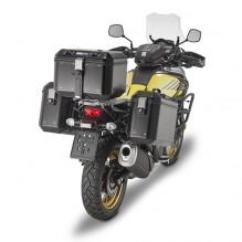 Boční hliníkové kufry Givi DLM36BPACK2 Trekker Dolomiti - 36/36 l, 1 pár