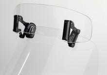 """Deflektor na plexisklo čirý MRA VSA typ """"C""""  31/18 cm"""