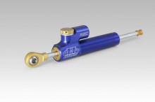 Progresivní tlumič řízení Hyperpro RSC 75 mm - modrý