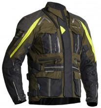 Lindstrands OMAN -KIWI pánská textilní motocyklová bunda