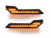 Barkbusters LED blinkry do chráničů...