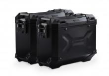 Yamaha XT 700 Z Ténéré (19-) - sada bočních kufrů TRAX Adventure 37 l. s nosiči černé kufry