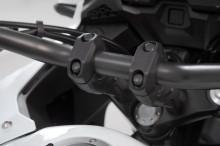 Yamaha XT 700 Z Ténéré (19-) - zvýšení řidítek pr. 28,6 mm o 20 mm černé SW-Motech