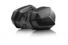 Honda CBF 500/600/1000 - kompletní sada - nosič, AERO ABS kufry, adaptery