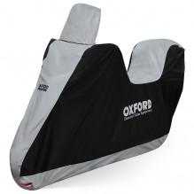 Oxford Aquatex pro Scooter s vysokým plexi a prostorem pro kufr - CV217