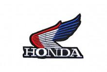 Nášivka Honda Tricolor