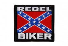 Nášivka Rebel Biker