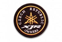 Nášivka Czech Republic XJR Owners