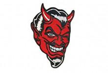 Nášivka Devil