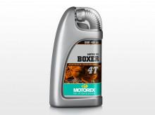 Motorex Boxer 4T 5W40 1l. motorový olej