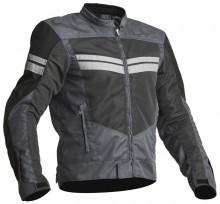 Lindstrands NYHAMN - letní pánská textilní motocyklová bunda