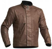 Lindstrands FERGUS Brown - Textilní motocyklová bunda