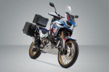 Adventure set hliníkových kufrů TRAX ADV černé provedení Honda CRF 1100 L Africa Twin Adventure Sports (20-)