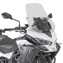 Kawasaki Versys 1000 (19-) - čiré plexi GIVI, D4126ST