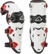 Acerbis IMPACT EVO 3.0 Knee Guard, chrániče kolen  bílé 0021608.315