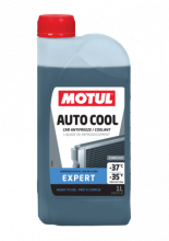 Motul Auto Cool EXPERT -37°C 1L, chladící kapalina (staré značení INUGEL EXPERT)