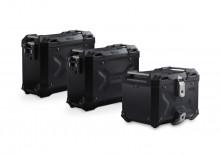 Adventure set hliníkových kufrů TRAX ADV černé provedení Honda CRF 1100L Africa Twin (20-)