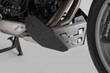 BMW F 900 XR (20-) - kryt výfukových svodů / motoru, SW-Motech přední spoiler / kopyto